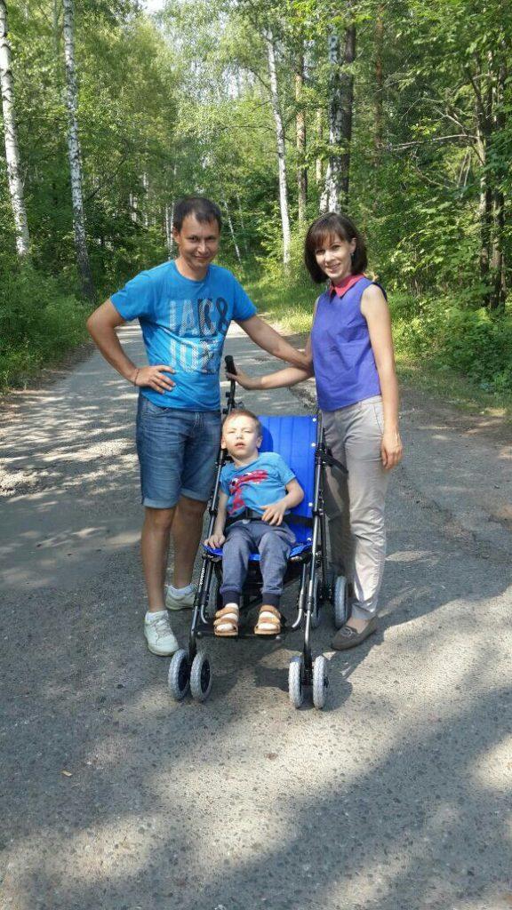 Галиев Мурат фото на коляске 4