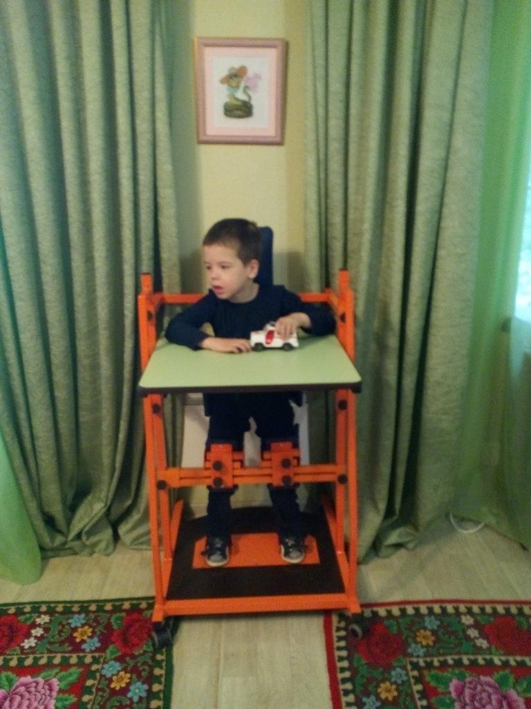 Гвоздев Богдан фото на вертикализаторе