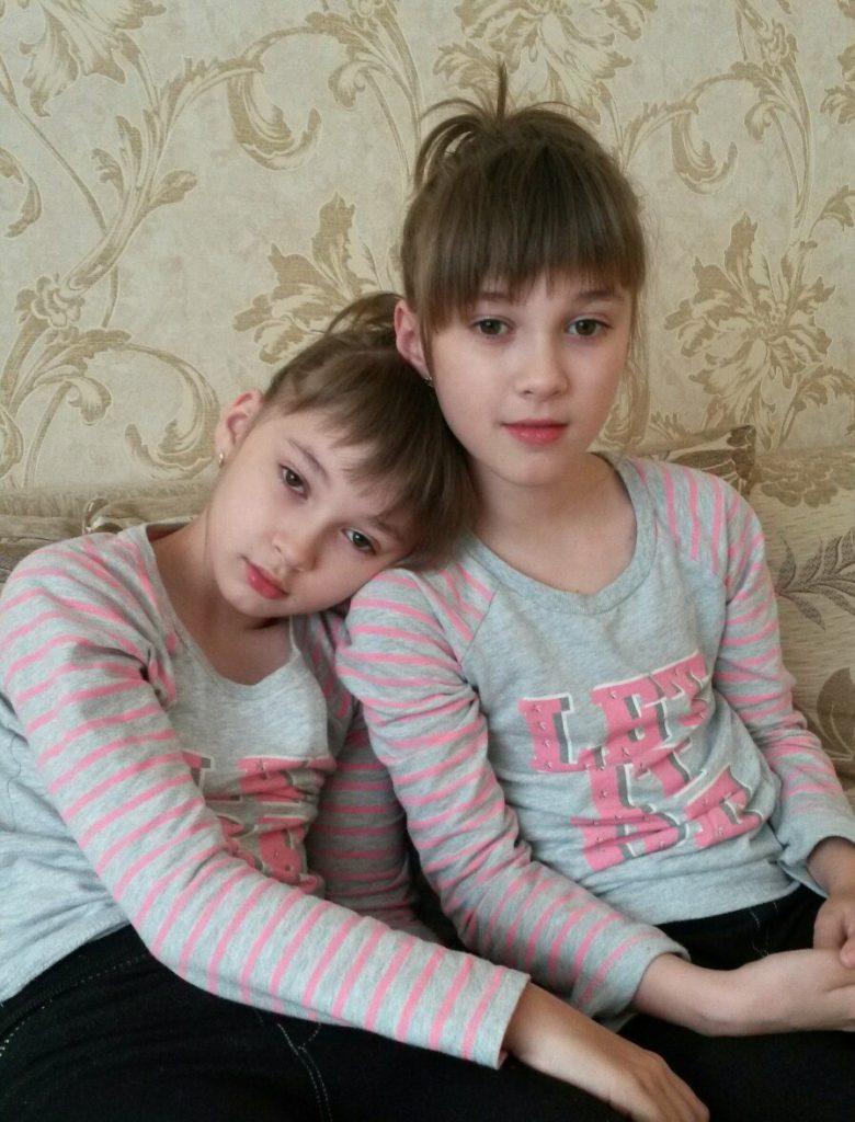 Гизатуллина Эльвина и Эльвира Фото 5
