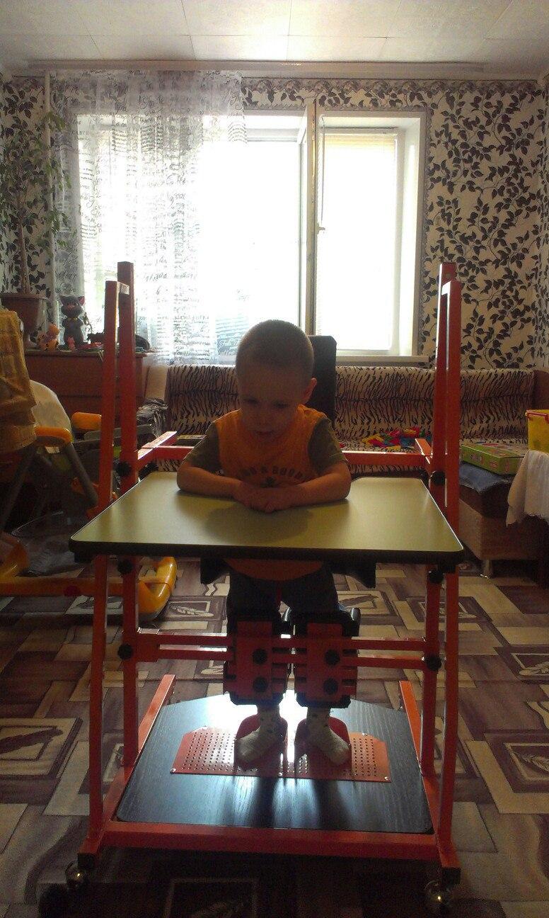 Чурин Сергей фото с вертикализатором